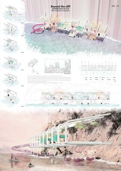 Trends are the toughest thing to maintain when the subject is home and landscape design. Architecture Portfolio Layout, Architecture Panel, Architecture Graphics, Green Architecture, Architecture Drawings, Sustainable Architecture, Architecture Design, Presentation Board Design, Architecture Presentation Board
