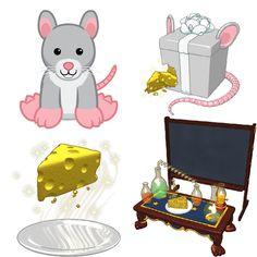 #Webkinz Charming Rat Sneak Peek