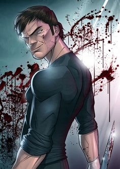 Dexter! Come on September!! I NEED my fix!!
