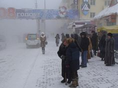 Yakutsk: Journey to the coldest city on earth