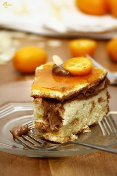 Dobostorta - Zila formában Let Them Eat Cake, How To Make Cake, French Toast, Cheesecake, Deserts, Sweets, Breakfast, Recipes, Food