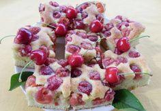 Bögrés cseresznyés süti Salamon Csillától