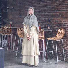 Fashion Mumblr, Moslem Fashion, Street Hijab Fashion, Modest Fashion, Fashion Outfits, Fashion Muslimah, Casual Hijab Outfit, Hijab Chic, Hijab Fashion Inspiration