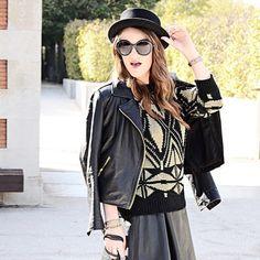 Nuevo post online!!Feliz lunes a todos!! ( link en Bio) New post up!! Happy MONDAY!!(link un Bio)  http://www.theprincessinblack.com #fashionblog #lookoftheday #lookbook #outfit #itgirl #toppic #instagrampic #bestpic #streetstyle #beauty #happy #followme #havefun #instagramlikes #blogger #blog #blogmoda #glamour