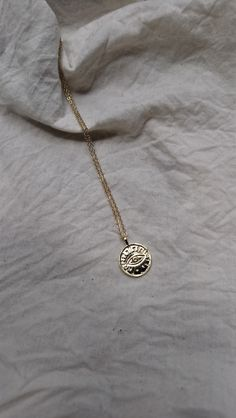 our AJNA PENDANT NECKLACE was inspired by the third eye chakra. the ajna pendant hangs delicately from a thin gold chain. Thin Gold Chain, Gold Chains, Eyes On The Prize, Gold Necklace, Pendant Necklace, Third Eye Chakra, Jewelry, Gold Pendant Necklace, Jewlery
