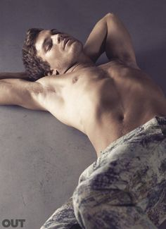 Lay It All Out from Jamie Dornan's Sexiest Pics  Based on these photos, we have no doubts the actor has the sex appeal (and body) to play Christian Grey.