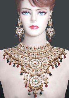 Indian bridal jewellery