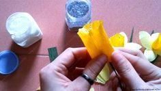 [How to make] Narcissus crepe paper flower tutorial - Hướng dẫn làm hoa thủy tiên: https://www.youtube.com/watch?v=CY-gV58C-Rg&list=PLoh5l3A2Cl68yQ9OoUUKx75XTki8ZL775&index=16