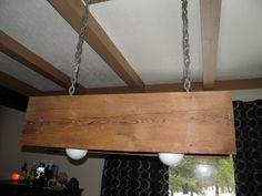 Mon lustre palette instructions de bricolage zum selber for Luminaire suspendu bois flotte