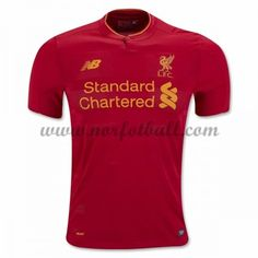 Liverpool FC Jersey Season Home Soccer Shirt,all football shirts are good quality and fast shipping,all the soccer uniforms will be shipped as soon as possible,guaranteed original best quality China soccer shirts Liverpool Fc Home, Liverpool Soccer, Liverpool 2016, British Premier League, Premier League Soccer, Jersey Atletico Madrid, Soccer Gifts, Soccer Shop, Unitards