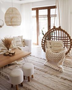 Bohemian Living Room- Bohemian Living Room R. Wohnung Dekoration R. Bohemian Living Room Wohnung Dekoration R. Bohemian Living, Boho Living Room, Living Room Natural Decor, Bohemian Decor, Living Room Rugs, Cozy Living, Modern Bohemian, Rustic Modern, Decorating Ideas For The Home Living Room