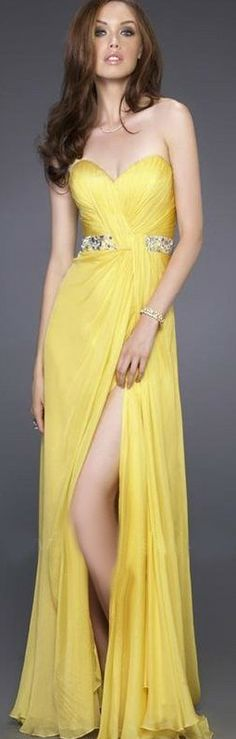 Mayhems pastel yellow dress