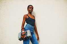 Leomie Anderson's Guide to the Coolest Logos in Fashion via @WhoWhatWearUK