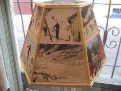 Vintage+Ski+Postcard+Lampshade+by+lampshadelady+on+Etsy,+$55.00