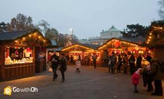 Did you know that Vienna started the tradition of #Christmas Markets back in 1294? #SkypeRerouted #PinUpLive