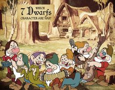 QUIZ: Which of 'Snow White's' Seven Dwarfs Are You?