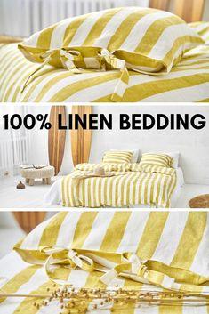 Luxury Bedding Sets For Less Info: 1544966624 Luxury Duvet Covers, Bed Duvet Covers, Luxury Bedding, Linen Sheets, Linen Bedding, Bed Linens, Linen Pillows, Contemporary Bed Linen, Hotel Bedroom Design