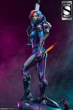 Bounty Hunter: Galactic Gun For Hire Statue by Sideshow Collectibles | Sideshow Collectibles Faster Than Light, Alien Planet, Sci Fi Characters, Sideshow Collectibles, Star Sky, Bounty Hunter, Travel Light, Guns
