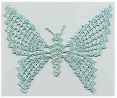 crochet buterflies (19)