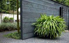 Bildresultat för bygga staket liggande plank