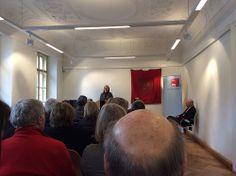 Julia Ney beim Neujahrsempfang der SPD Gauting