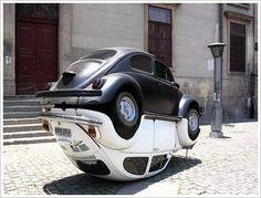 Volkswagen Beetle Military Truck