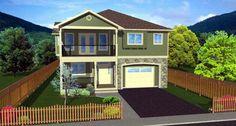 Multi-Family Plan 90973 | Craftsman    Plan with 4078 Sq. Ft., 8 Bedrooms, 6 Bathrooms, 4 Car Garage