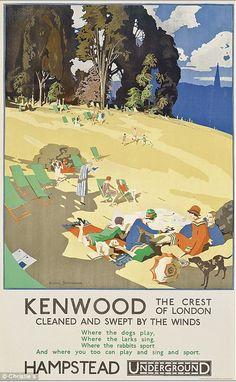 Kenwood on Hampstead Heath