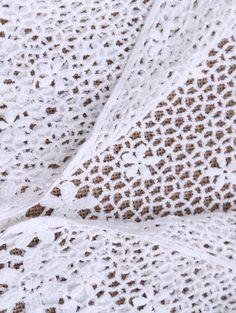 Hollow Out Crochet Kimono Beach Cover Up Beginner Crochet Projects, Crochet For Beginners, Kimono Beach Cover Up, Sammy Dress, Beach Covers, Crochet Patterns, Knitting, Prison, Crocheting Patterns