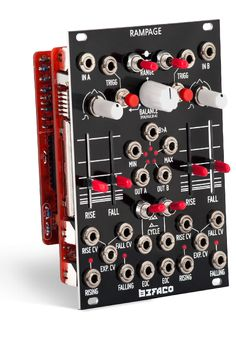 MATRIXSYNTH: New Befaco Rampage Eurorack Module
