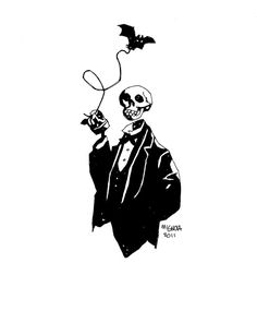 One of my favorite Mignola illustrations