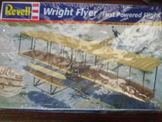 Revell Wright Flyer First Powered Flight Skill 2 100th by PAULIE22, $10.00