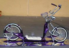 Amazing Cool Bicycles - Custom Low-rider ...