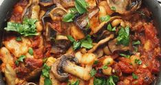 Toszkán csirke serpenyőben - Olaszos ízvilág | Femcafe Kung Pao Chicken, Bruschetta, Paella, Poultry, Pizza, Meat, Ethnic Recipes, Spagetti, Food