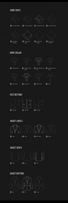 Made to Measure Suits on Behance