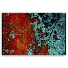 Eric Heuschele's 'Red Sea' Metal Art - Overstock™ Shopping - Big Discounts on Gallery Direct Metal Art
