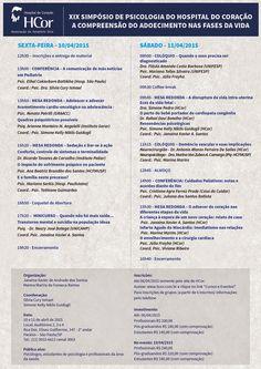Unidade Ciberespaço de divulgação de informações : Adoecimento do futuro contribuinte... enteda e est...