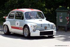 Fiat Abarth 1000TC Radiale