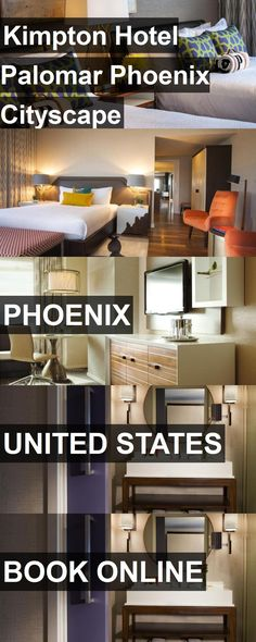 Hotel Kimpton Hotel Palomar Phoenix Cityscape in Phoenix, United States. For more information, photos, reviews and best prices please follow the link. #UnitedStates #Phoenix #KimptonHotelPalomarPhoenixCityscape #hotel #travel #vacation