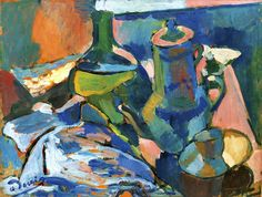 André Derain 1880 - 1954 Nature morte
