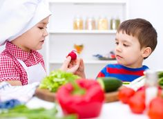 Pediatrician and SLP Team Up for a Healthy Food Adventure