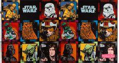 Star Wars Multi Character Quilting Blocks PanelSKU# 73010103-01 | Fat Quarter Shop