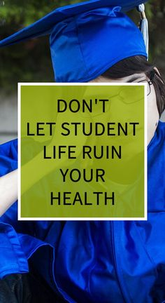 Dont Let Student Life Ruin Your Health Natural Cold Remedies, Herbal Remedies, Health Remedies, Health Benefits, Health Tips, Health And Wellness, Health Care, Receding Gums, Health Center