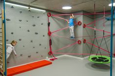 childrens gym. indoor gym. playoffice. play office proyect
