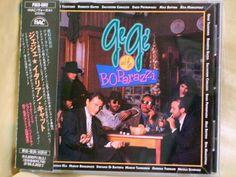 CD/Japan- GEGE TELESFORO AND THE BOPARAZZI s/t w/OBI RARE Ben Sidran Candido #BebopCool