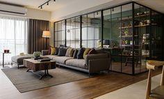 「專訪」輕工業風紅磚陽光屋 - 新竹 Jerry & Kelly 的家 - DECOmyplace