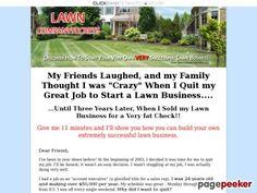 How to Start a Lawn Business - LawnCompanySecrets.com
