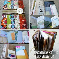 {heidiology}: remains of the day journal