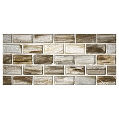 marble green brown glass linear mosaic tile in stock 1499sf glass mosaic pinterest the ojays brown and mosaic tiles - Glass Tile Castle Ideas