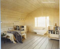Lauren Hutton's quonset house